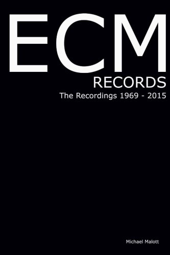9781517419608: ECM RECORDS The Recordings: Volume 2 (ECM Records Complete)