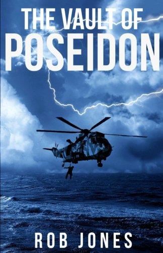 9781517421007: The Vault of Poseidon