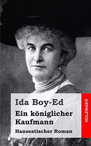 9781517428457: Ein königlicher Kaufmann: Hanseatischer Roman (German Edition)
