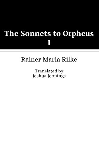 9781517431211: 1: The Sonnets to Orpheus I