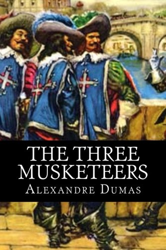 9781517446055: The Three Musketeers