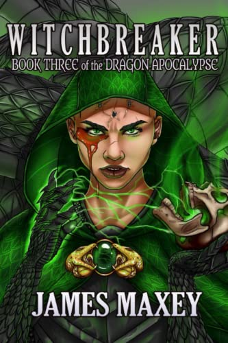 9781517447922: Witchbreaker: Book Three of the Dragon Apocalypse (Volume 3)