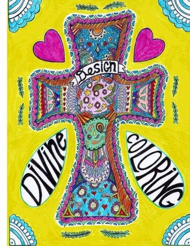 9781517449117: Divine Design Coloring