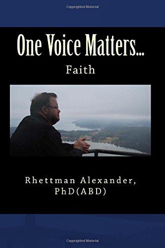 9781517449759: One Voice Matters.: Faith