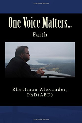9781517449759: One Voice Matters...: Faith (Volume 2)