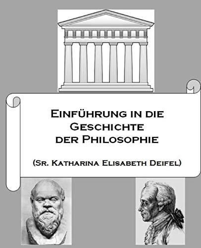 9781517462604: Einfuehrung in die Geschichte der Philosophie
