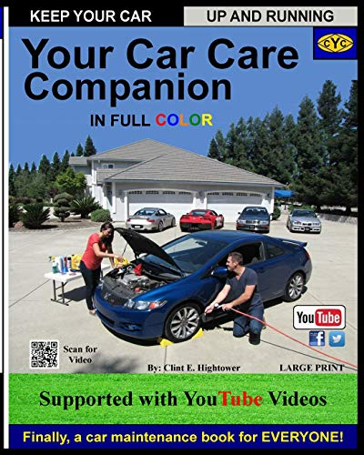 9781517466947: Your Car Care Companion