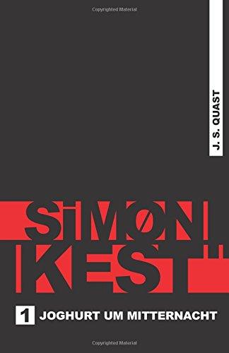 9781517472627: Joghurt um Mitternacht: Volume 1 (Simon Kest)