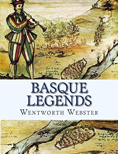 9781517484743: Basque Legends