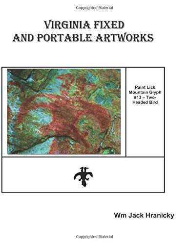 9781517484781: Virginia Fixed and Portable Artworks