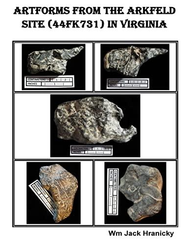 9781517495985: Artforms from the Arkfeld Site (44FK31) in Virginia