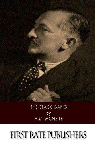9781517497026: The Black Gang