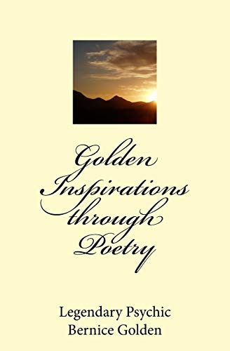9781517497538: Golden Inspirations through Poetry