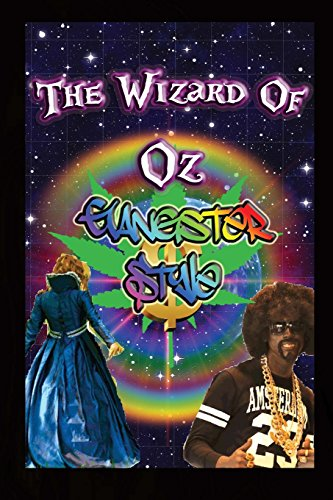 9781517497699: The Wonderful Wizard of Oz Gangster Style
