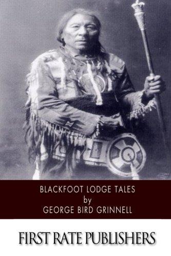 9781517498436: Blackfoot Lodge Tales