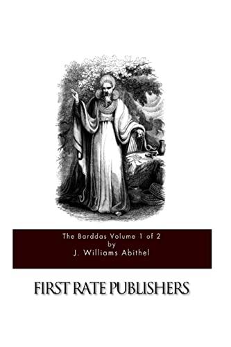 9781517501730: Barddas Volume 1 of 2