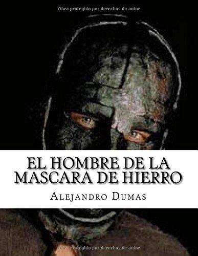 9781517507558: El Hombre de la Mascara de Hierro