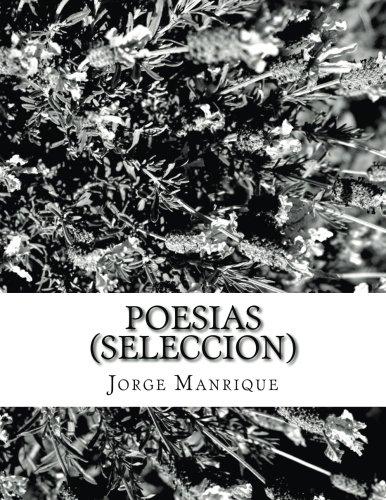 9781517508241: poesias (seleccion) (Spanish Edition)