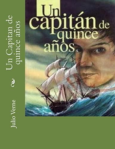 9781517508760: Un Capitan de quince años (Spanish Edition)