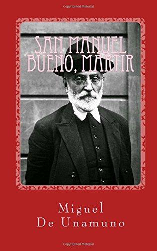 9781517523084: San Manuel Bueno, mártir (Spanish Edition)