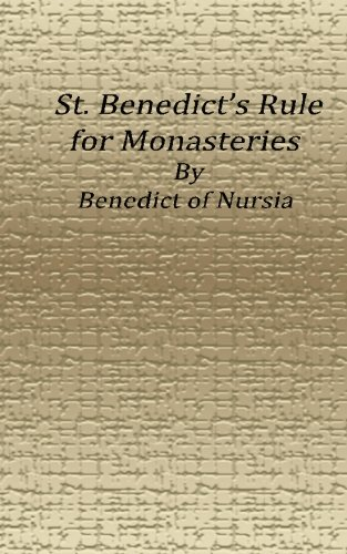 9781517532079: St. Benedict's Rule for Monasteries