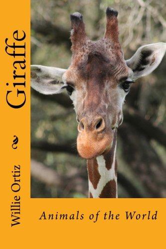 9781517532154: Giraffe (Animals of the World)