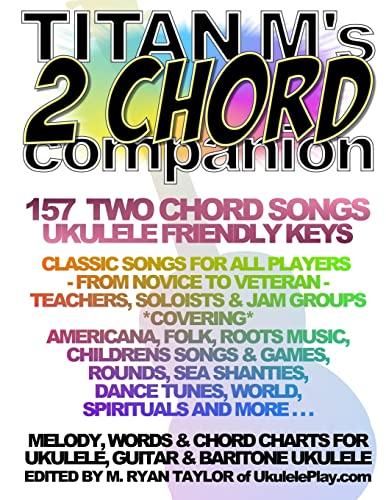 Titan M s 2 Chord Companion: 157: M Ryan Taylor
