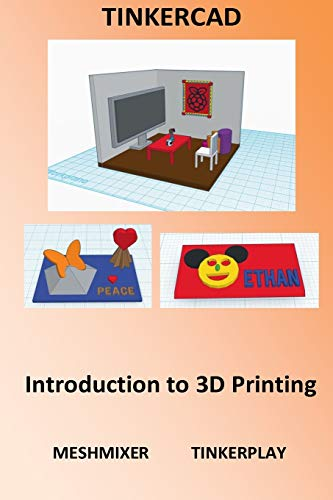Tinkercad - Introduction to 3D Printing: Alex Pui