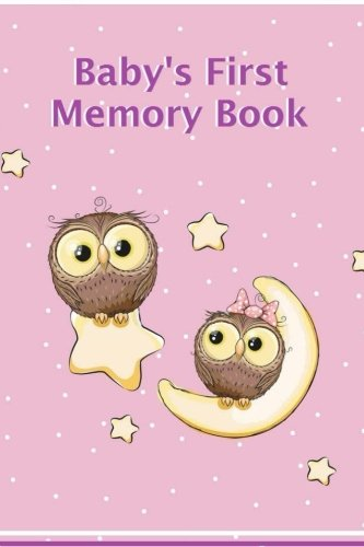 9781517545628: Baby's First Memory Book: A Keepsake for Birth through Preschool