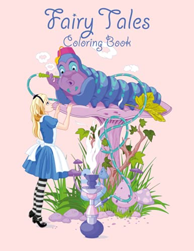 9781517553159: Fairy Tales Coloring Book 1