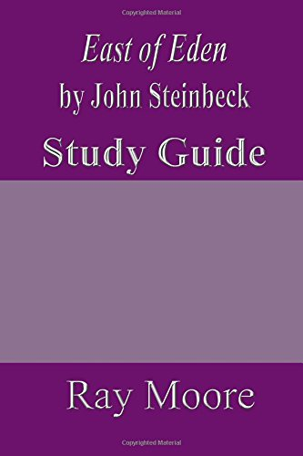 9781517554941: East of Eden by John Steinbeck: A Study Guide (Volume 29)
