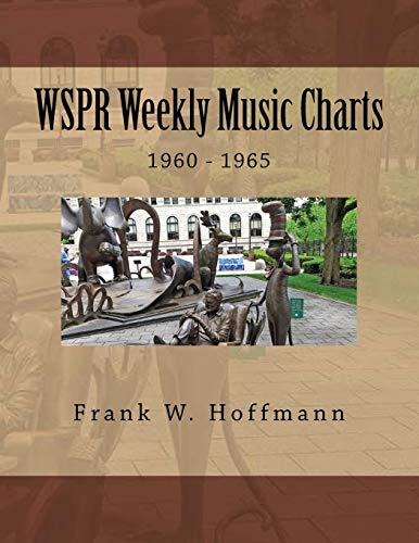 9781517559847: WSPR Weekly Music Charts: 1960 - 1965