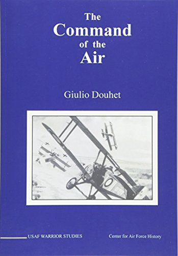 9781517574222: The Command of The Air (USAF Warrior Studies)