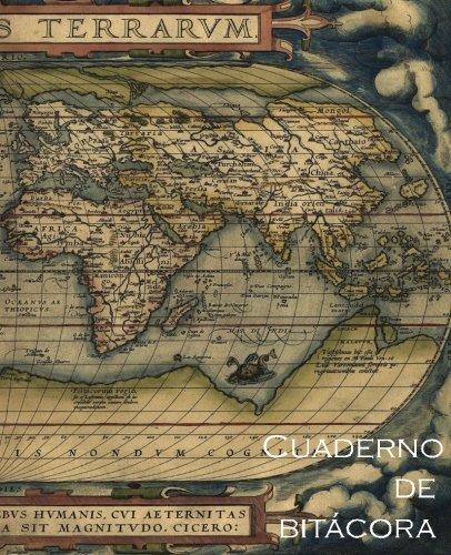 9781517582005: Cuaderno de Bitacora - vintage: Wanderlust Journals (Spanish Edition)