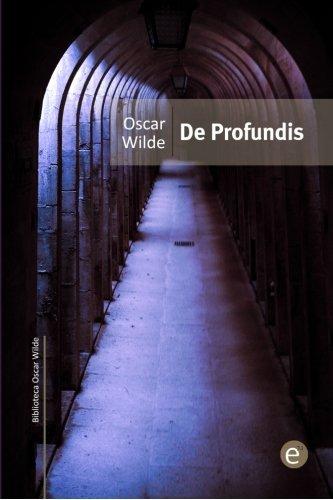 9781517582586: De profundis (Biblioteca Oscar Wilde) (Spanish Edition)