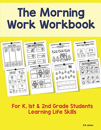 9781517587475: The Morning Work Workbook: For K, 1st & 2nd Grade Students Learning Life Skills