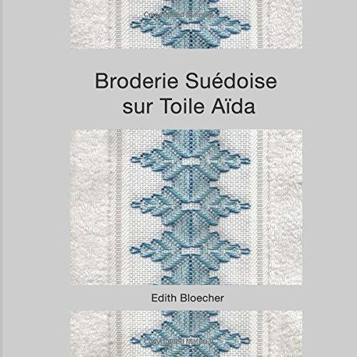 9781517589134: Broderie Suedoise sur Toile Aida