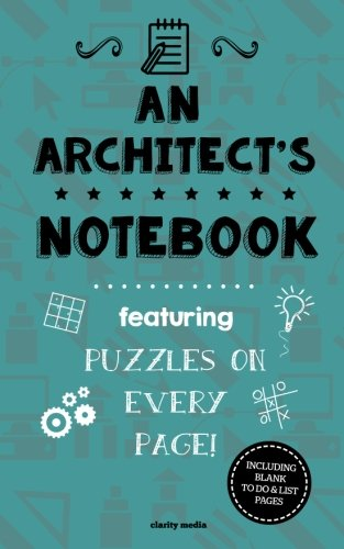 9781517600488: An Architect's Notebook: Featuring 100 puzzles