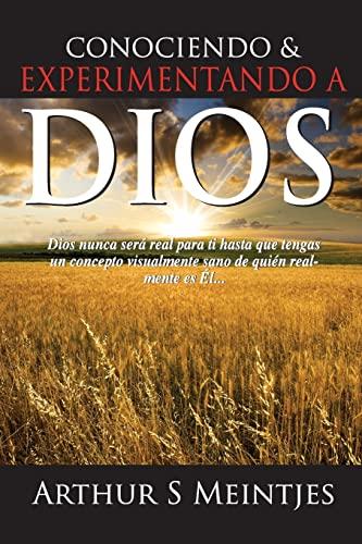 9781517610265: Conociendo y Experimentando a Dios