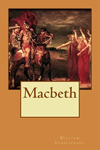 9781517617486: Macbeth (French Edition)