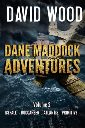 9781517625382: The Dane Maddock Adventures- Volume 2