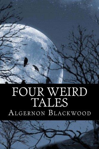 9781517625665: Four Weird Tales