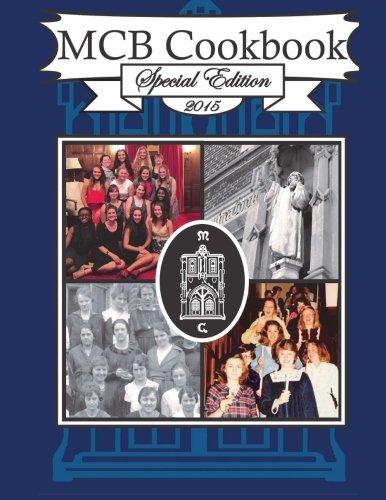 9781517634391: MCB Cookbook: Special Edition, 2015