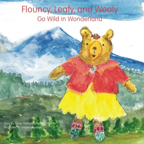 9781517639471: Flouncy, Leafy, and Wooly Go Wild in Wonderland