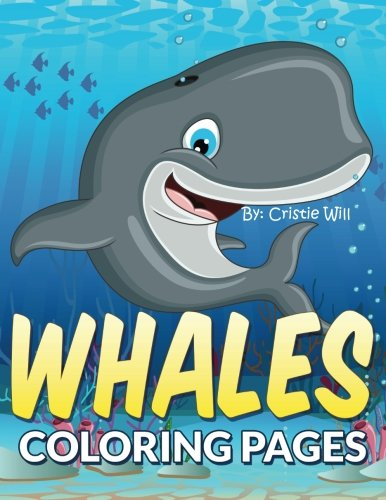9781517644499: Whales: Coloring Pages