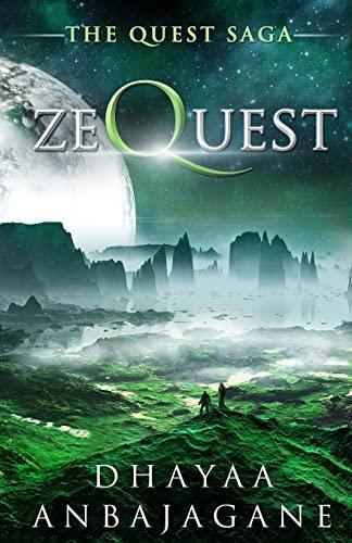 9781517662424: ZeQuest: A Space Opera Mystery Novella (The Quest Saga) (Volume 2)