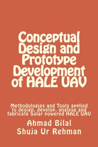 9781517668303: Conceptual Design and Prototype Development of HALE UAV