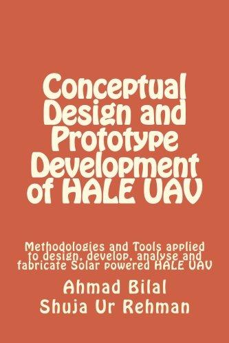 9781517668303: Conceptual Design and Prototype Development of HALE UAV