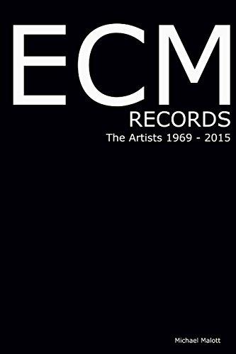 9781517669362: ECM RECORDS The Artists (Ecm Records Complete)