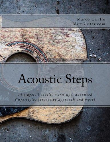 9781517673840: Acoustic Steps: Fingerstyle Guitar